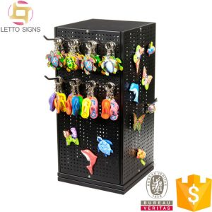 Holder Display Coated Hooks For Keychain Holder