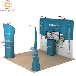 10ft-straight-trade-show-display-booth-pop-up-banner-displays-stand-exhibit