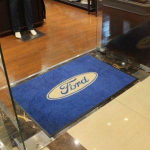 Car-Anti-Slip-Nylon-Logo-Mat-Carpet