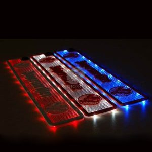 China Supplier Led PVC Bar Mat