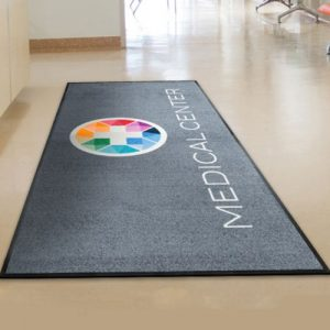 Custom Colorful 100%PVC custom doormats