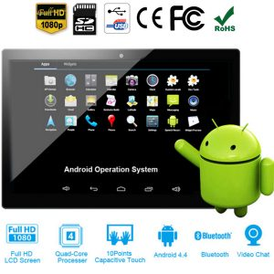 Open frame pos android lcd advertising display