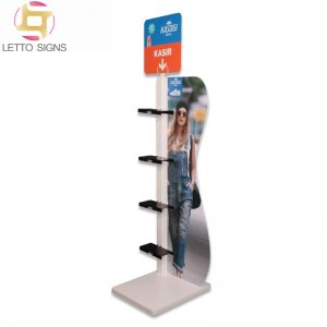 18 Years China Factory Showroom Commercial Metal Wire Retail Store Shoe Product Display Rack